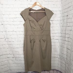 Vintage Evan Piccone Pin-Up 50s 60s Dress Bodycon